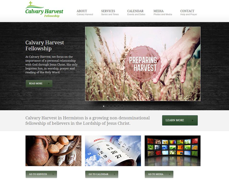 Calvary Harvest Fellowship